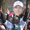 PETE BANNAN-DIGITAL FIRST MEDIA      Look behind you, its Nick Foles.