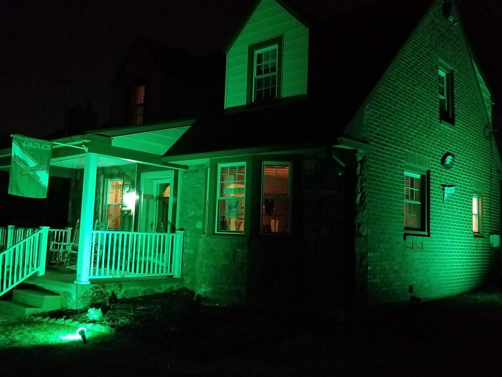 . McFadden house at 932 Stoneybrook Drive, Springfield
