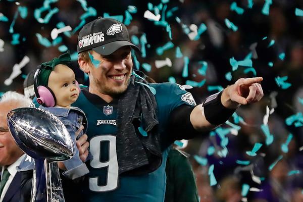 PHOTOS: Eagles are Super Bowl LII Champions