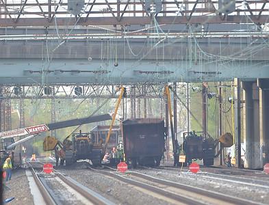 PHOTOS: Freight Train Derailment
