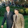 Reagan and Bush Washington 1988