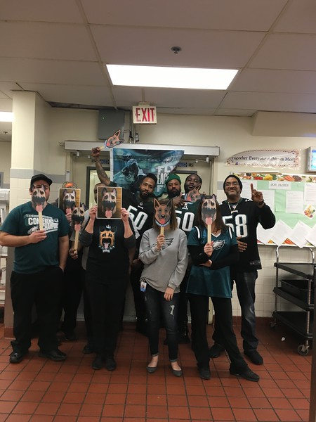 PHOTOS: How we celebrate the Eagles Super Bowl win