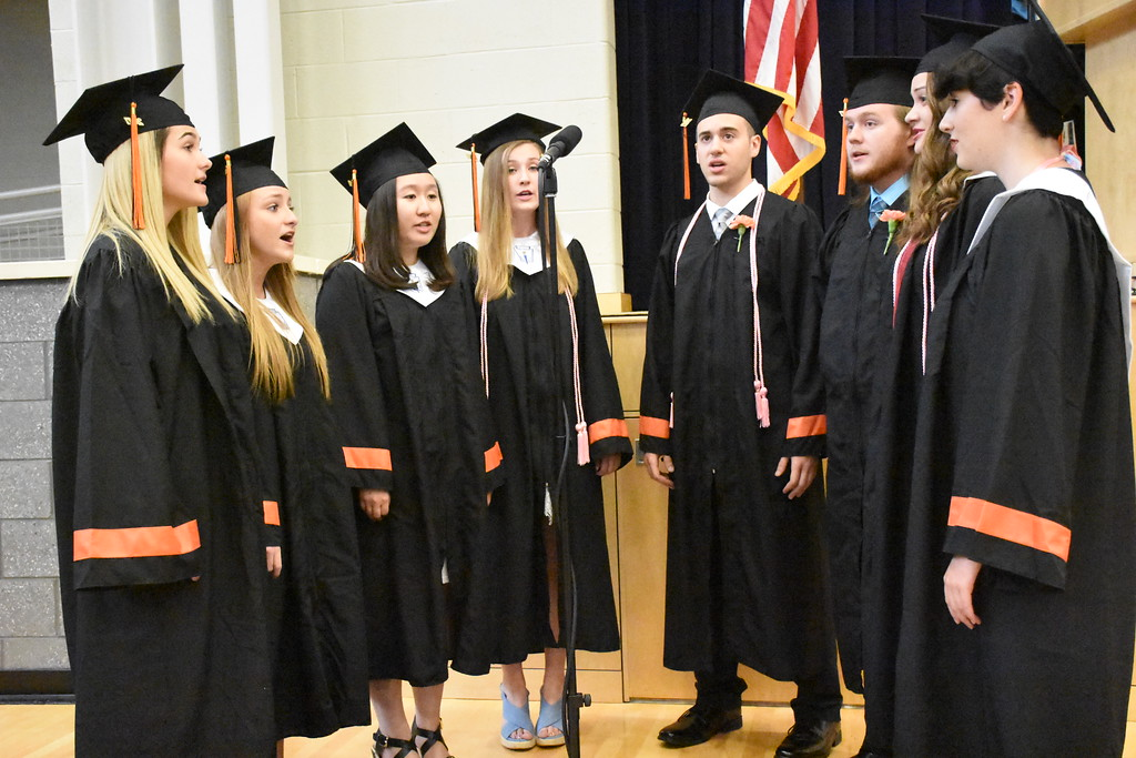 . Marple Newtown High School graduated on June 15, 2017 from Neumann University.