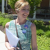 PETE BANNAN _ DIGITAL FIRST MEDIA  West Chester mayoral candidate Dianne Herrin.