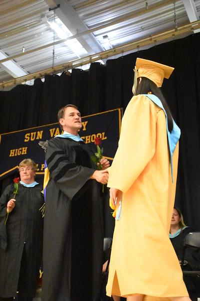 PHOTOS: Sun Valley HS Graduates