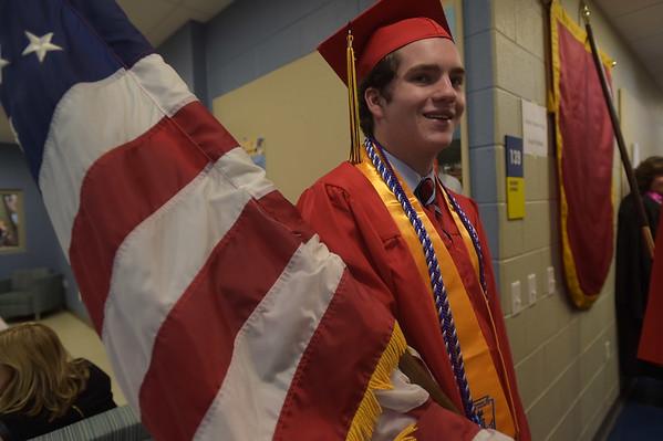 Penncrest 2017 graduation