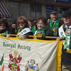 PETE  BANNAN-DIGITAL FIRST MEDIA     members of the Donegal Society march in Springfield's St. Patrick Day Saturday.