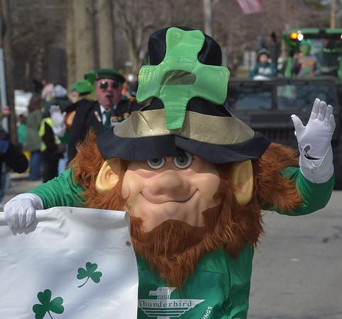 SPringfield Irish Day parade