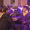 PETE  BANNAN-DIGITAL FIRST MEDIA           Upper Darby High School presented 850 diplomas to seniors during their 120th commencement which was held at the Tower theater Thursday morning.