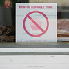 "(108) ""Warning"" 7/3/10<br /> My wife pointed out this sign in a lingerie store in Long Beach Island while we were walking around town.  Thought it was funny :)"