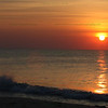 "(112) ""LBI Sunrise"" 7/7/10<br /> Nothing like a sunrise on the beach; worth getting out at 5am for.  Took this Monday morning before coming home from the shore - a perfect way to end a great weekend.<br /> Over 100 degrees yesterday and calling for close to that today and tomorrow.  Been over a week since we had any rain.  Hopefully Friday we will get some.  Thanks to all for all the recent comments!  Have a wonderful day!"