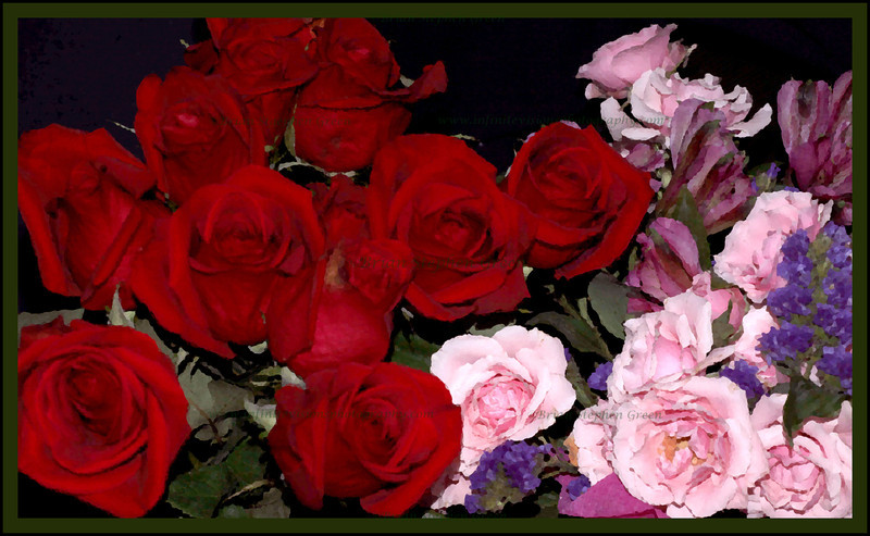 """Second"" 8/11/11<br /> Took another short hiatus... been bogged down with finals.  My wife and I celebrated our 2nd anniversary Tuesday.  Had fun with a capture of some of the flowers she got :)<br /> Hope everyone has been well.  Almost Friday!"