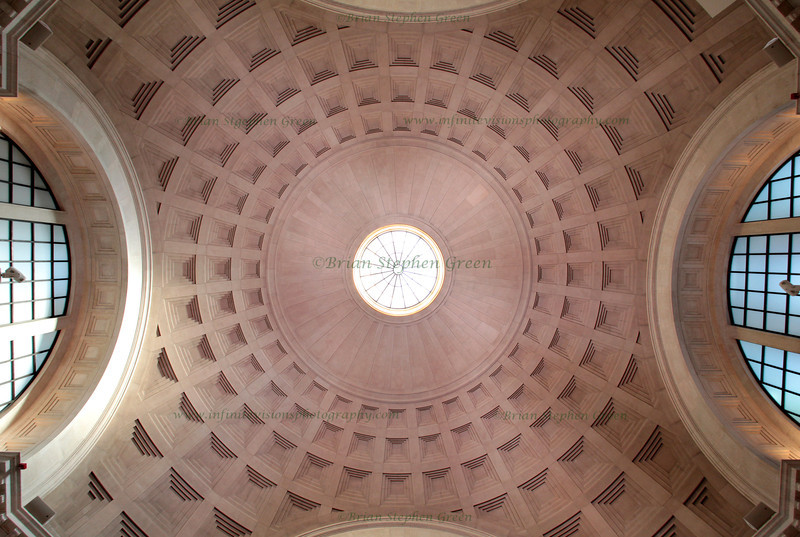 """Ceiling"" 3/1/11<br /> In the Franklin Institute, Philadelphia<br /> Happy March all!"