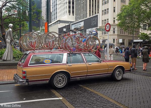 Nice set of wheels