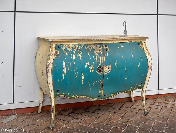 More shabby than chic