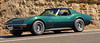 "January 27, 2012 ""Green Beauty""  1971 Corvette,  I owned this Corvette for 7 years before selling it to a new owner in France. I go to a lot of car shows and only came home with out a trophy one time with this car.  This site is a favorite of mine to take photos of my cars and my friends cars in the afternoon sun. Have a great weekend!"