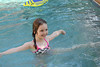 June 24, 2012  Our Granddaughter Paige demonstrating a swimming ballet.   She just got here from VA and her first stop was the pool.  I am sure she has more plans today, perhaps a ride in her Uncle Adam's boat and a rising trip.