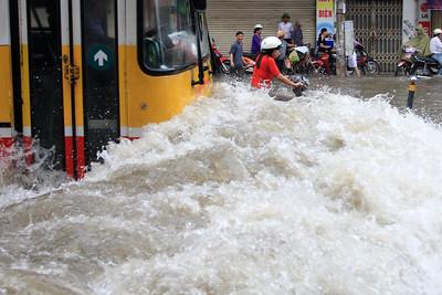Hà Nội lụt