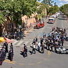 "The City of Santa Fe, New Mexico Fire Department and the Santa Fe Firefighters held the 6th Annual ""Firefighter Day of Remembrance"" Parade on September 11, 2012. The parade began at Fire Station 1 at 200 Murales Road at 11:45 a.m. and proceeded down Washington Avenue to the Plaza where a wreath ceremony was held with guest speakers. Clyde Mueller/The New Mexican"