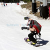 Second to last day of the ski season at Santa Fe on Saturday, March 31, 2012.<br /> Photos by Jane Phillips/The New Mexican