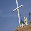 The annual pilgrimage to the Santuario de Chimayo on Good Friday, April 18, 2014. Luis Sanchez Saturno/The New Mexican