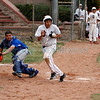 The first game of the Peñasco vs Monte Del Sol baseball game at Ft. Marcy Park on April 5, 2012.<br /> <br /> Photo by Luis Sanchez Saturno/The New Mexican