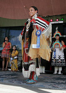 89th annual Santa Fe Indian Market on Sunday, August 22, 2010. Photos by Jane Phillips/The New Mexican