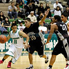 Capital High School vs  Pojoaque Valley High School  boys basketball at the Ben Lujan Gymnasium on Tuesday, November 30, 2010.<br /> Photos by Jane Phillips/The New Mexican