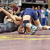 The State Wrestling Tournament at the Santa Ana Star Center on Feb. 19, 2011.<br /> <br /> Photo by Luis Sánchez Saturno/The New Mexican
