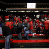 The UNM men's basketball vs Colorado State at the Pitt on Jan. 12, 2011.          Photos by Luis Sanchez Saturno/The New Mexican