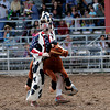 Final day of Rodeo de Santa Fe on Saturday, June 26, 2010.<br /> Photos by Jane Phillips/The New Mexican