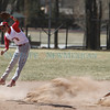 The Monte Del Sol High School vs Questa High School baseball game at Ft. Marcy Park on Saturday March 30, 2013. Photo by Luis Sánchez Saturno/The New Mexican