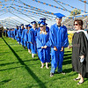 Santa Fe High School graduation on Wednesday, May 23, 2012.<br /> <br /> Photos by jane Phillips/The New Mexican