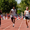 Class A/AA State Track and Field Championships at the UNM Track Complex on Saturday, May 7, 2011.<br /> Photos by Jane Phillips/The New Mexican