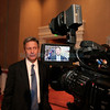 Former Gov. Gary Johnson spoke with members of the media on<br /> election night at the Hotel Albuquerque in Albuquerque, N.M. on Nov. 6, 2012.