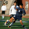 Santa Fe High at Capital on Saturday, October 22, 2011.  Capital won 2-0.<br /> Photos by Jane Phillips/The New Mexican