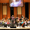 Santa Fe Symphony Orchestra & Chorus will present its annual Discovery Concerts for 4th Graders, this year titled, ?Stories in Music? at the Lensic Performing Arts Center. These free concerts are open to all Santa Fe area elementary schools and offer local children a chance to hear and see the Symphony up-close, as the multi-media production, with narration, features a simulcast video projection of the musicians and their instruments. Photographed in Santa Fe, N.M. on Oct. 19, 2009. <br /> Natalie Guillen/The New Mexican