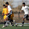 Los Alamos vs Capital during the first half of their game at Capital High School on Oct. 24, 2009.        (Luis Sanchez Saturno/The New Mexican)