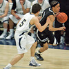 Santa Fe High School boys basketball vs Capital High School at Santa Fe High School on Jan. 8, 2010.          Luis Sanchez Saturno/ The New Mexican