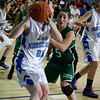 Girls basketball: Pojoaque Valley at St. Michael's at Perez-Shelley Gymnasium on Friday, Feb. 19, 2010.<br /> Jane Phillips/The New Mexican