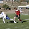 Prep soccer: District 2A-AAA, Monte del Sol-St. Michael's. St. Michael's will try to rebound from a tough loss to Santa Fe Prep on Tuesday, while Monte del Sol could emerge as the district leader with the win.<br /> Photos by Jane Phillips/The New Mexican