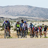 Riders climb a hill from Galisteo on Sunday, May 15, 2011 during the Santa Fe Century.  There were about 2,700 cyclists in the race.<br /> Photos by Jane Phillips/The New Mexican