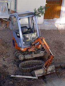 2005-02-07_03853 Volltreffer! Endlich einer weniger vor meinem Fenster