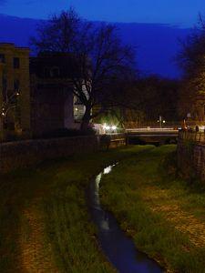 2005-04-15_04611 Parthe bei Nacht