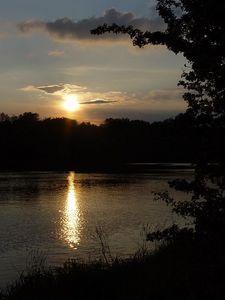 2005-05-15_04846 endlich mal wieder ein Sonnenuntergang