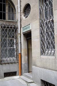 2006-05-19_09782 Janitor's living and working space in former times. Hausmeister Wohnung und Arbeitsplatz in vergangenen Zeiten. La habitación y lugar de trabajo de los consejos en tiempos pasados.