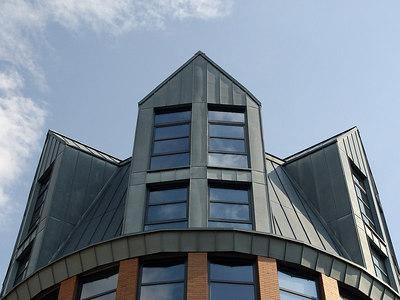2006-05-09_09672 modern building - the world is round modernes Gebäude - die Welt ist rund edificio moderno - el mundo es esférico