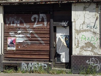 2006-05-23_09809 Shop's closed. Laden ist dicht. La tienda es cerrada.