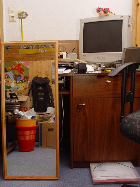 2006-08-22_11055 Packing up for a last month in Leipzig Zusammenpacken für einen letzten Monat in Leipzig Hace las maletas para un mes finalmente en Leipzig