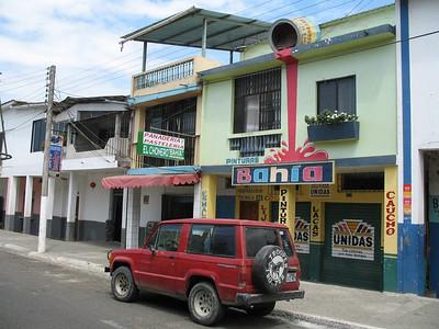 2006-11-24_11913 Next to our house in Bahía there's a paint store and a bakery Direkt neben unserem Haus in Bahía ist eine Bäckerei und ein Farbgeschäft Al lado de nuestra casa en Bahía hay una tienda de pintura y una panadería